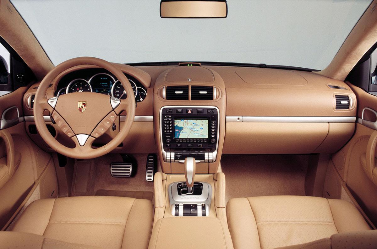 买得起 Porsche Cayenne ,为什么你要买 4万块的国产车?