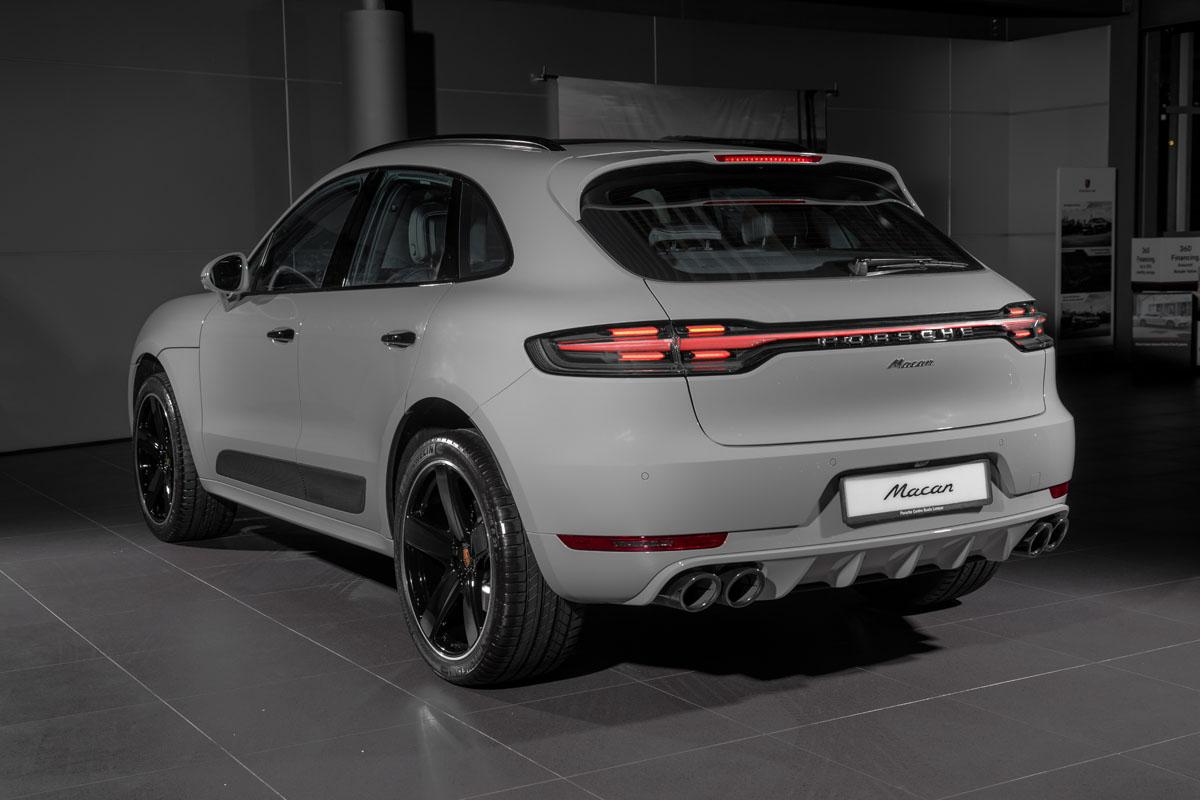 2019 Porsche Macan 正式登陆我国,售价从RM 455,000起跳!