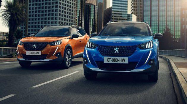 法系动感!新一代 Peugeot 2008 正式发布!