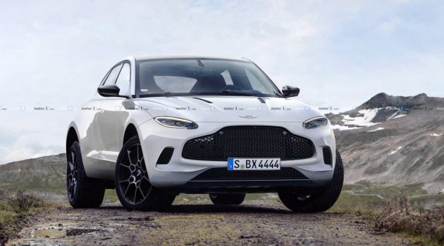 英伦超跑首款 SUV, Aston Martin DBX 今年年尾发表!