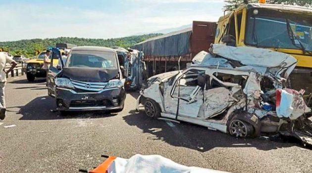 交通部长: Batu Pahat 死亡车祸率全国最高!