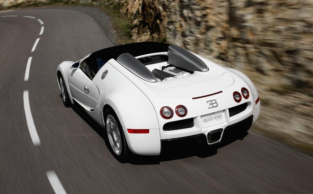 Bugatti Veyron 轻轻擦撞,维修费既然要RM 2.1亿!