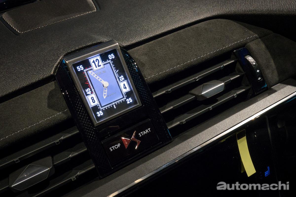 DS 7 Crossback 正式发表,售价 RM199,888 !