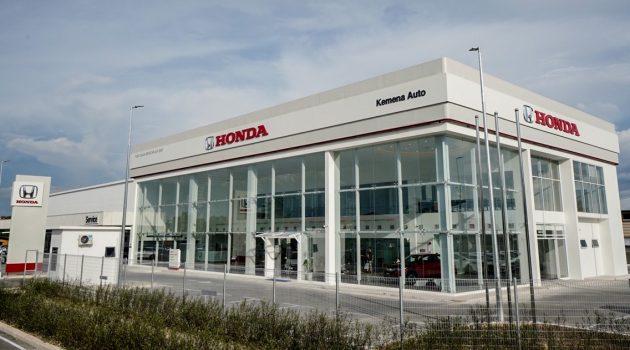 砂拉越民都鲁首家 Honda 3S 中心正式开张!