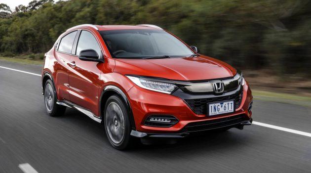 小改款 Honda HR-V 麋鹿测试,成绩比它还好!