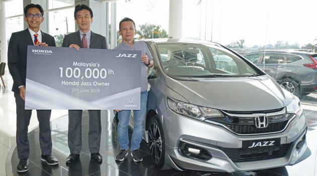 Honda Jazz 销量突破10万,成为我国最受欢迎掀背车!