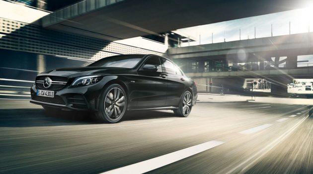 Mercedes-Benz Agility Financing 包含免费保养与车险配套!