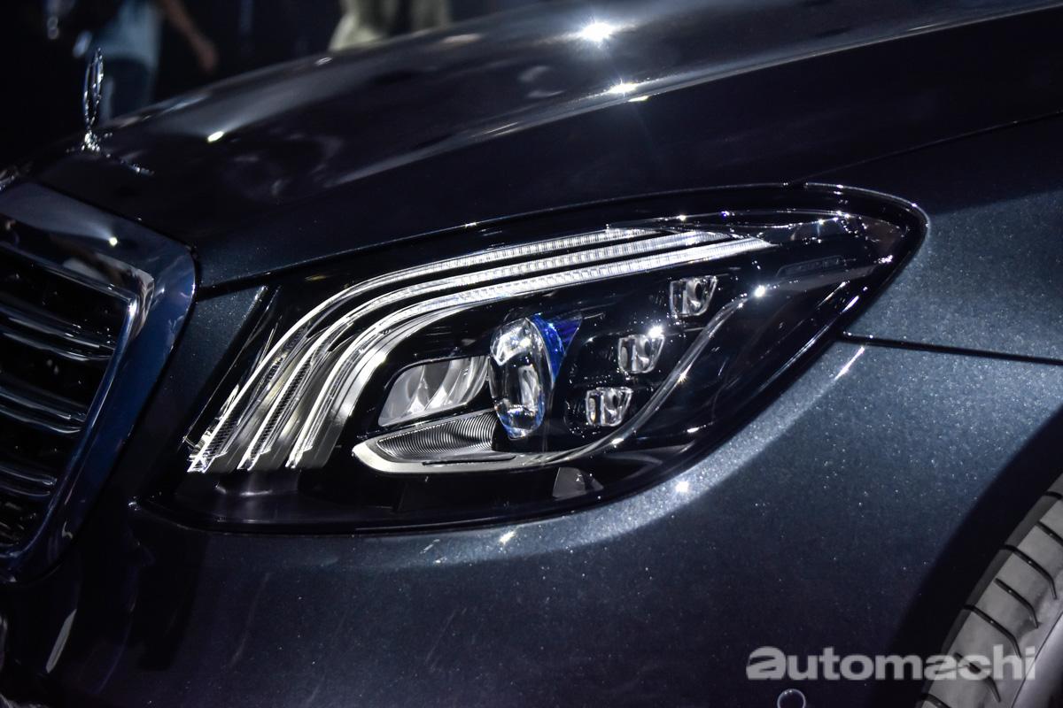2019 Mercedes-Benz S560e 登场,售价 RM 658,888 !
