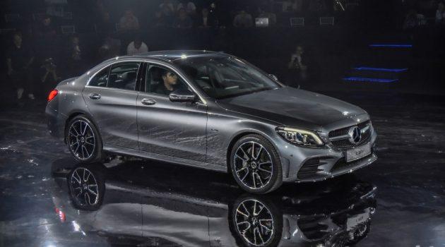 预览形式登场, Mercedes-Benz C300e 我国发表!