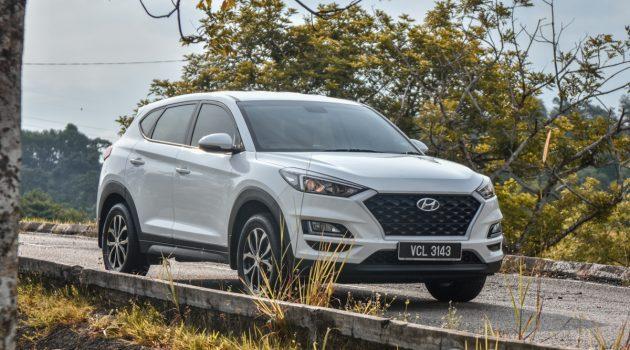 2019 Hyundai Tucson 2.0,其实本质并不差!