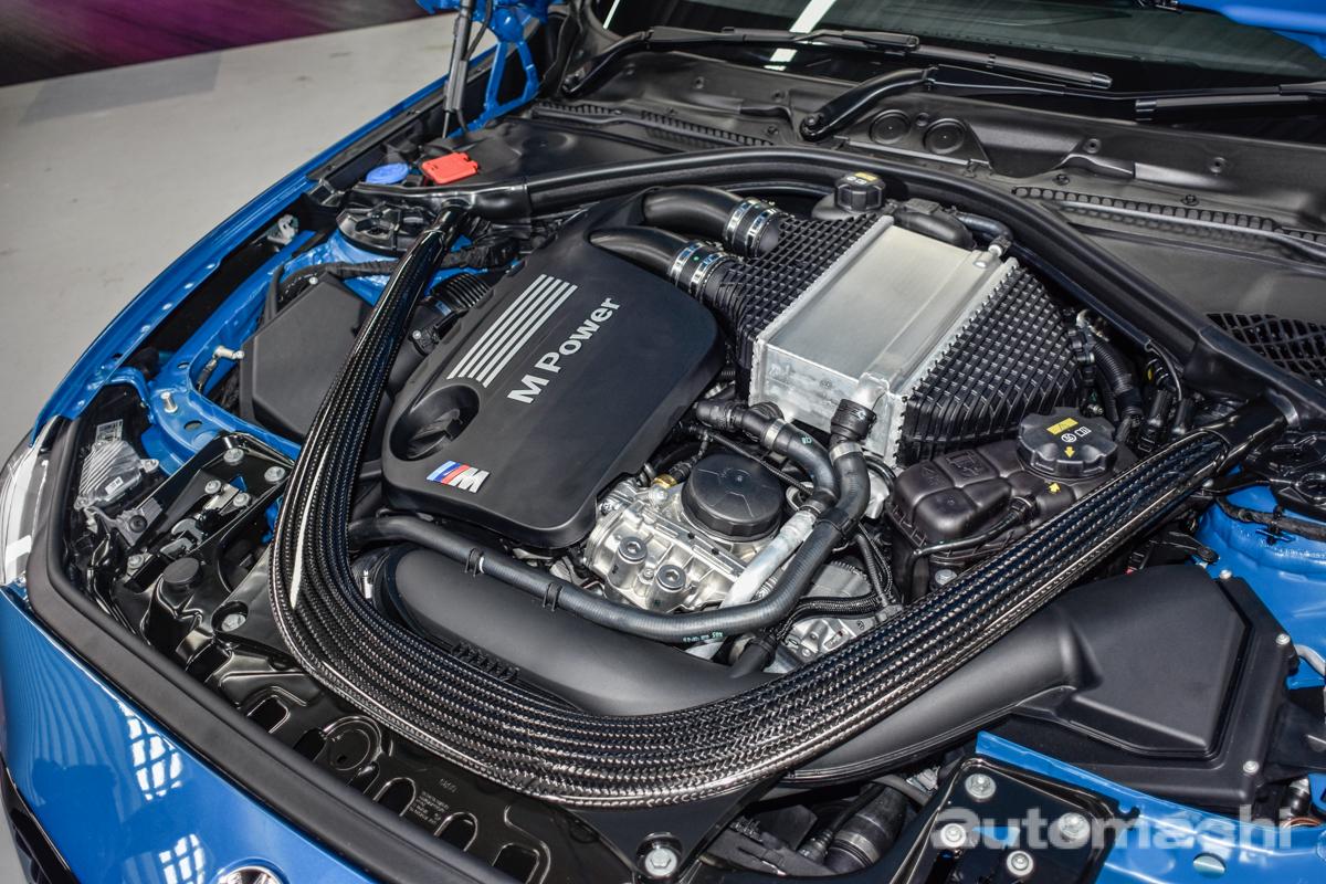 BMW M2 Competition 正式在我国发表,售价RM 626,800!