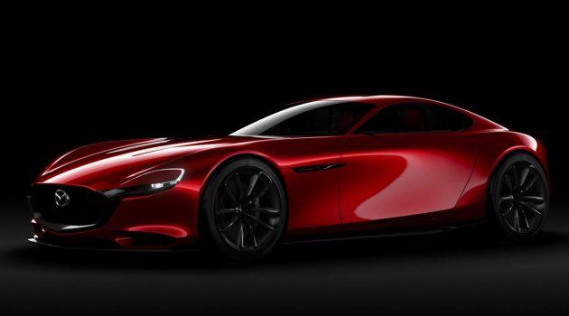Mazda 提交最新专利!转子引擎即将重出江湖?