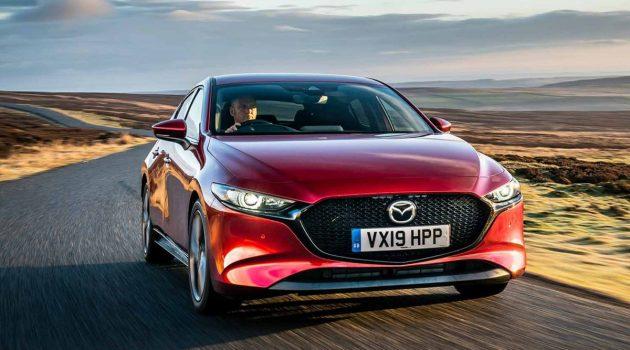 Mazda Skyactiv-X 引擎规格确认:178 hp,224 Nm!