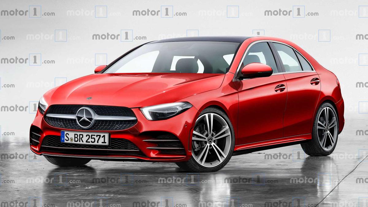 新一代 Mercedes-Benz C-Class 长这样?