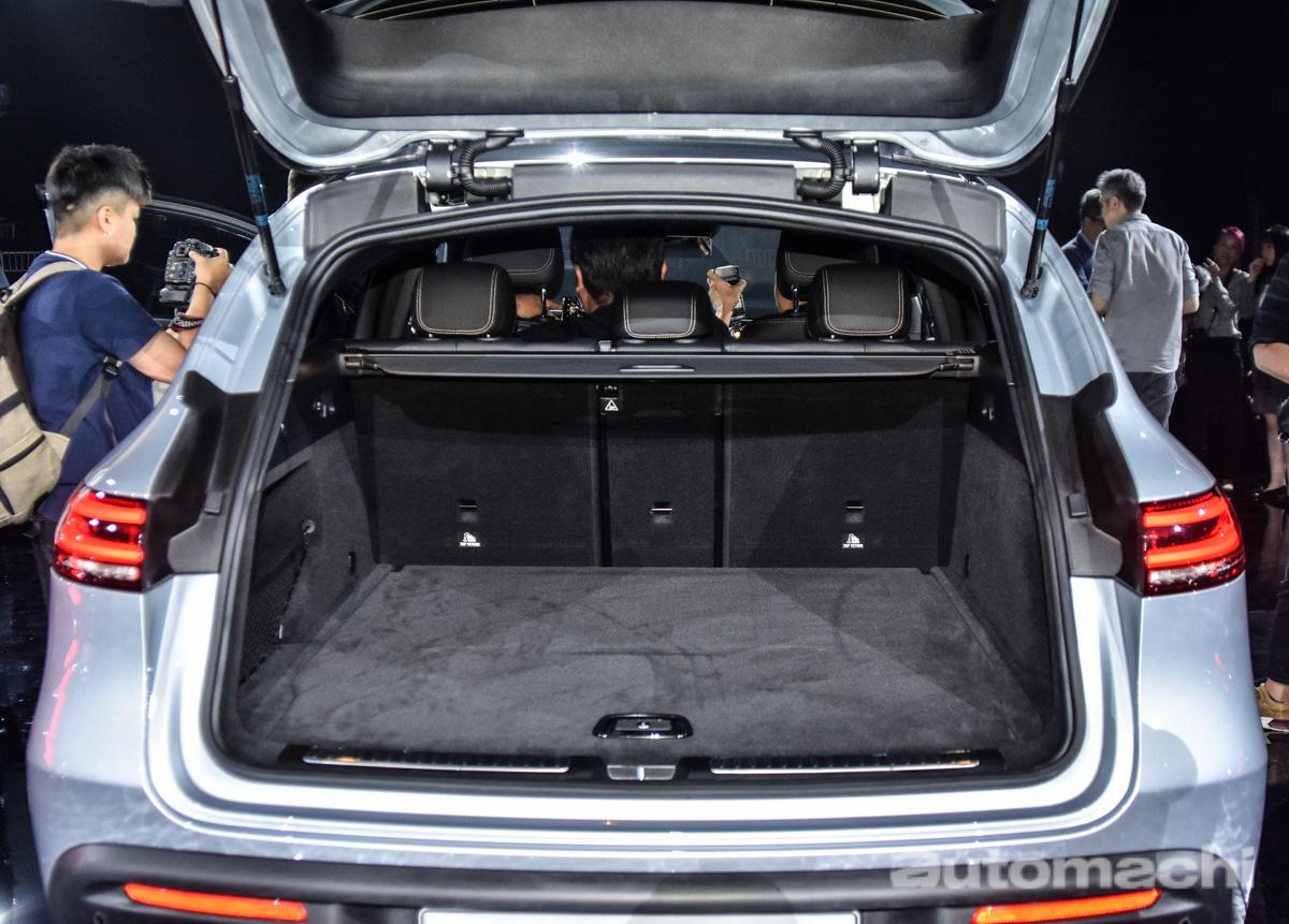 东南亚首发,Mercedes-Benz EQC 现身我国预览!