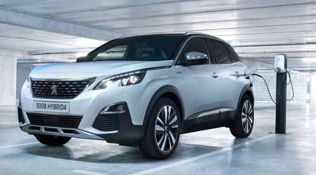 Peugeot 3008 将推PHV性能版,最大马力超过300 Hp!