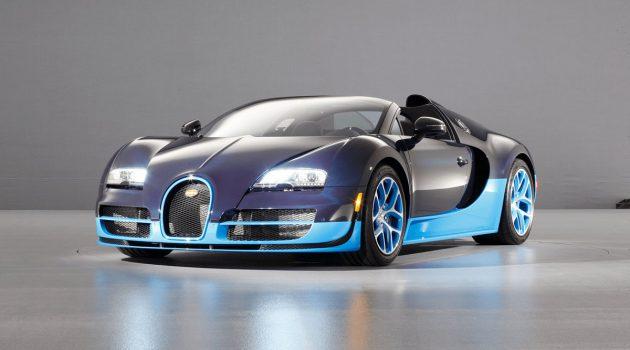 Bugatti 到底有多牛?维修费就已经够买车了!