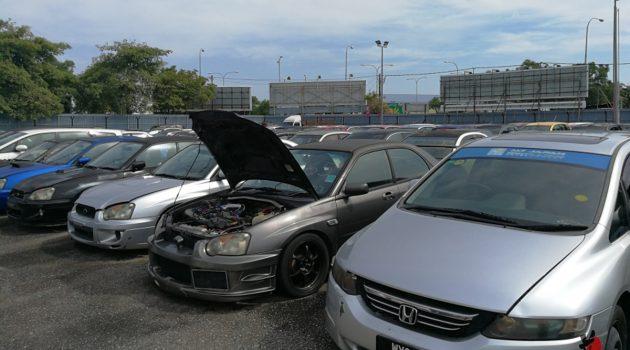 登嘉楼 JPJ 月尾举办 Car Auction ,拍卖20辆复制车!
