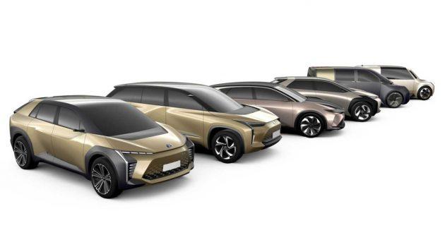 Toyota 新车计划出炉,新平台打造6款全球战略车!