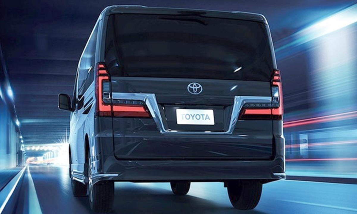 Toyota Granvia 攻入东南亚,今年尾登陆泰国!