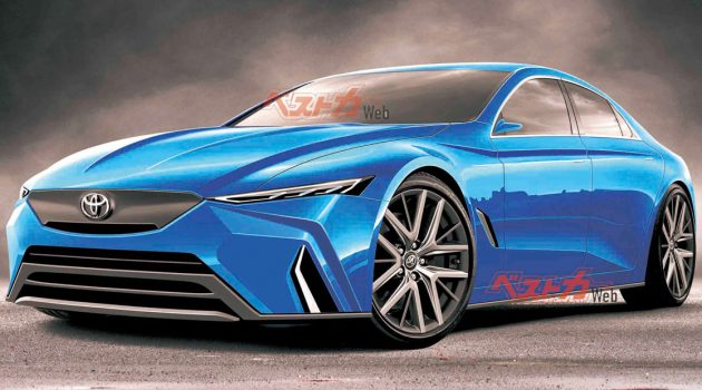 Toyota 与 Lexus 将采用 Mazda 直列六缸+后驱底盘?