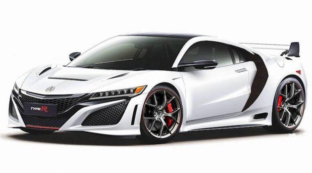 Honda NSX Type R 规格曝光,650 PS有望?