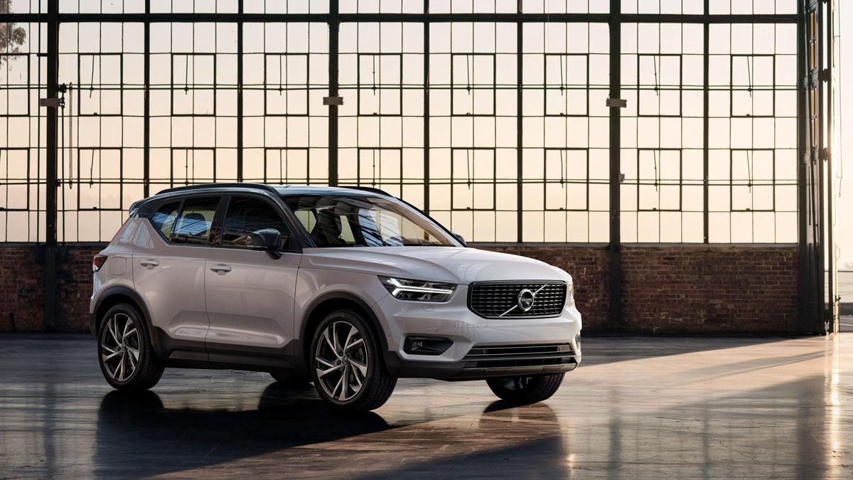 Volvo XC40 T2 即将登场,价格可能会非常亲民?