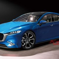 Mazda2 大改款全球统一命名,或采用1.5L Skyactiv-X 引擎!