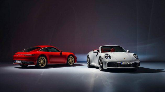 Porsche 911 Carrera 入门版登场,美国售价RM 402,000起跳!