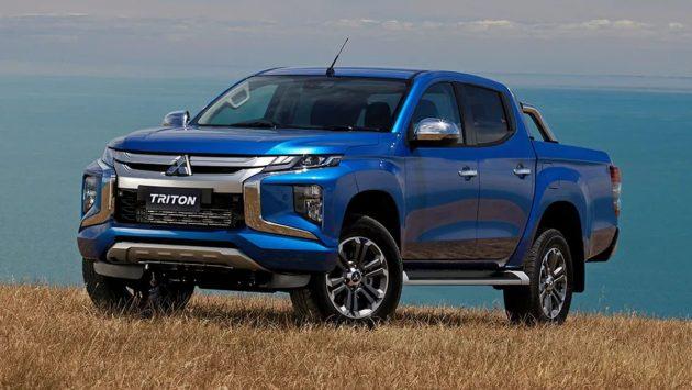 Mitsubishi Triton 现在最低利息只需0.88% !还有高达 RM6000 的回扣!
