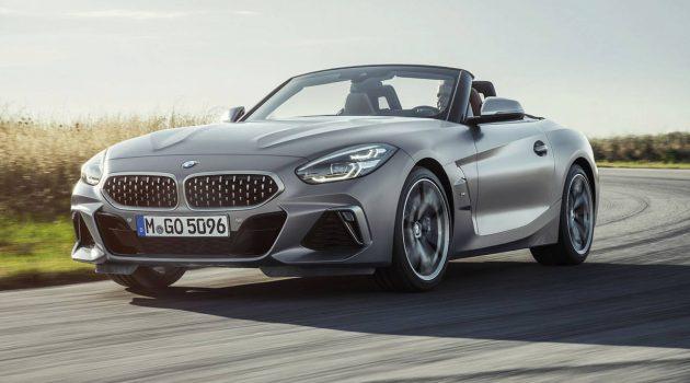 BMW G29 Z4 sDrive30i 我国售价公布,RM 456,800即可带走!