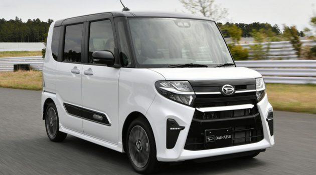 DNGA 平台首款产物, Daihatsu Tanto 正式发表!