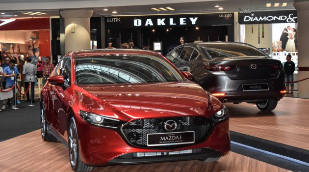 2019 Mazda3 正式登场,售价由RM 139,620起跳!