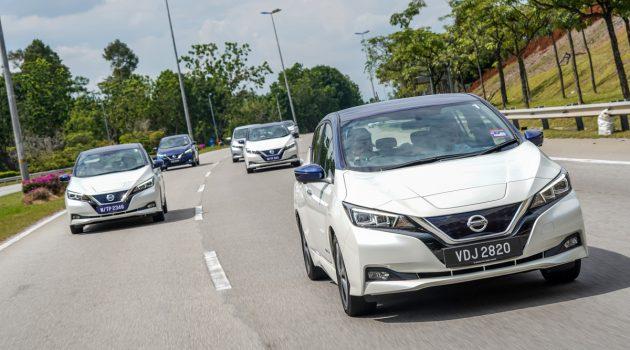 2019 Nissan Leaf 初体验,成熟的电动汽车!
