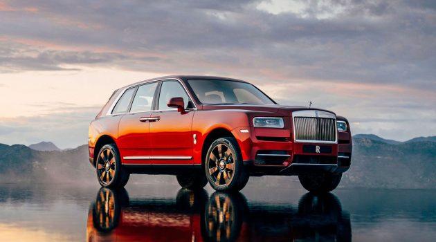 史上最便宜 Rolls-Royce !售价仅为RM 70,593!