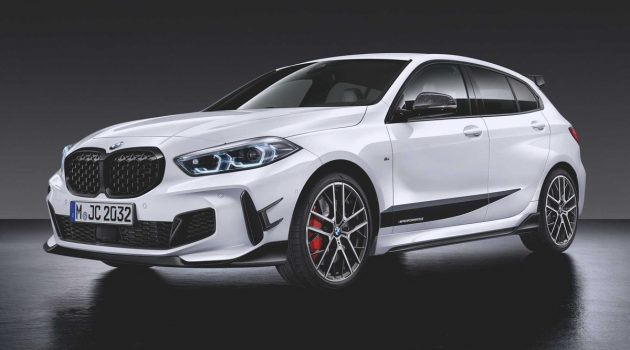 BMW F40 1 Series 会有M版本!A45 AMG 的杀手来了?