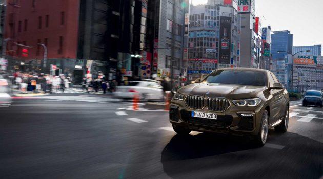 BMW X6 G06 正式公布,最大马力523 Hp!