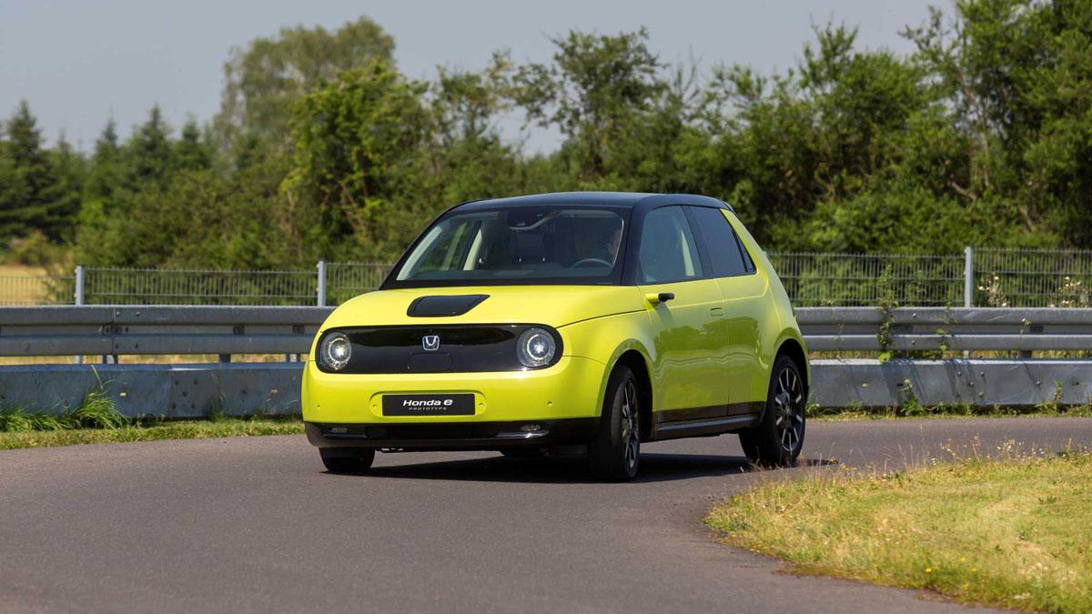 披着羊皮的狼?Honda e 最大马力 148 Hp ,峰值扭力超过300 Nm !