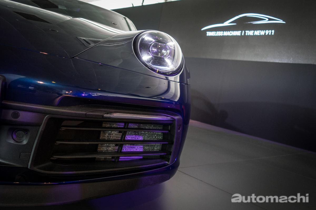 2020 Porsche 911 正式发布!售价 RM 1,150,000 起!