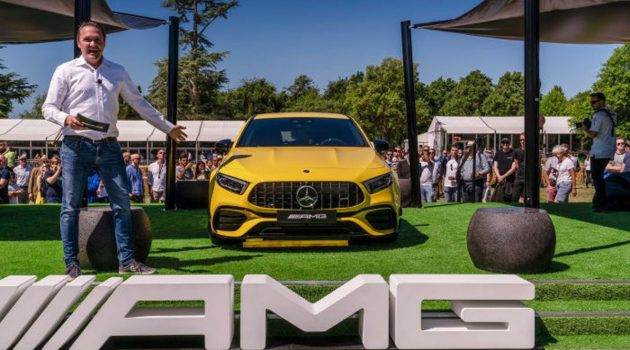 Mercedes-AMG A45 S 的六大重点!