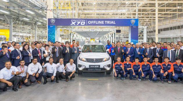 Proton X70 半年卖15,175辆,SUV市场龙头当之无愧!