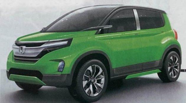 有了 HR-V 还不够,Honda 将追加更入门 Honda SUV !