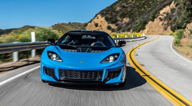 更轻更快, 2020 Lotus Evora GT 强势登场!