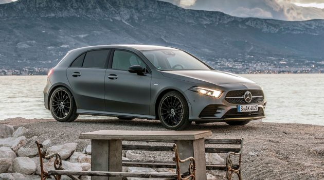 Mercedes-Benz A250e PHEV ,有力又省油!