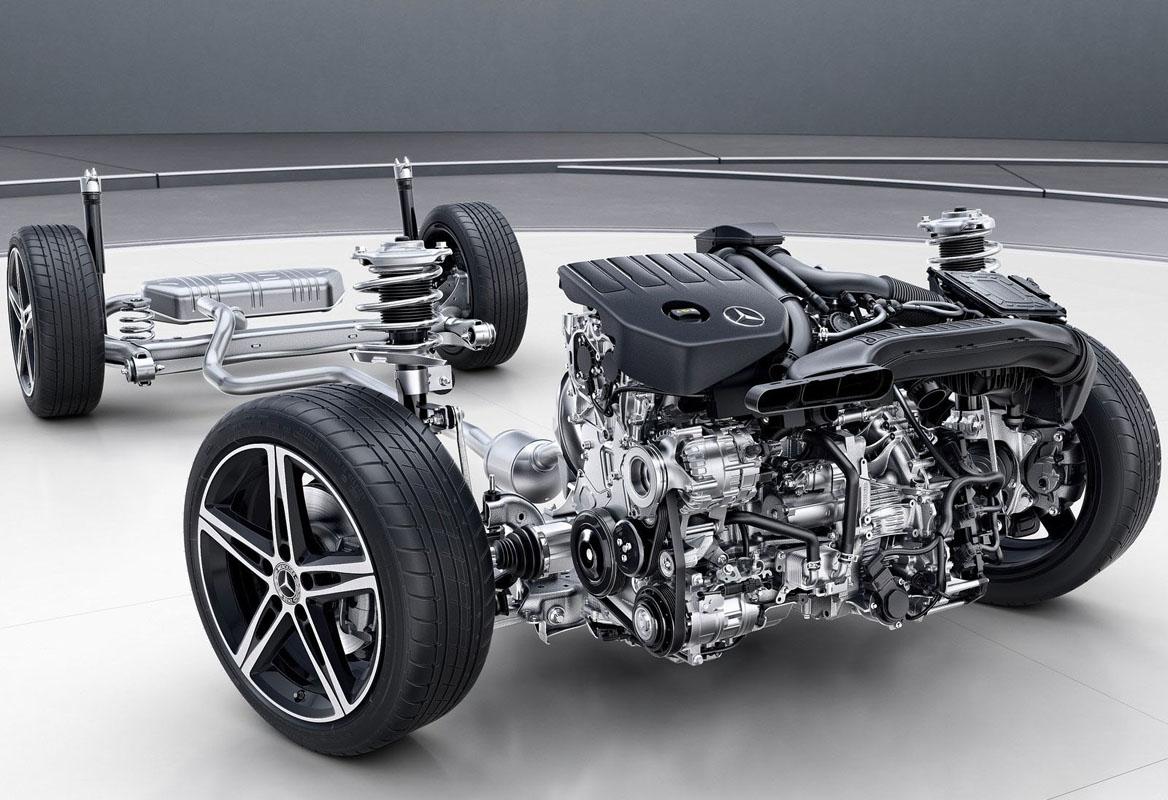 Mercedes Benz A250e PHEV ,有力又省油!