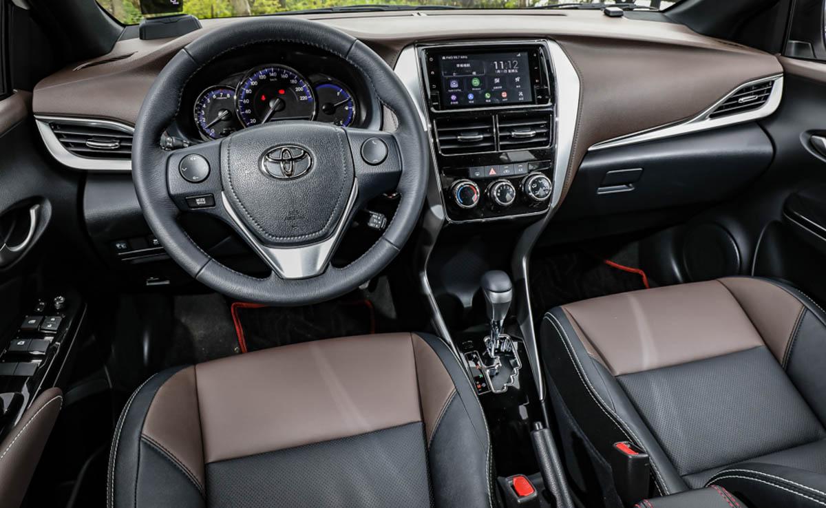 hud抬头显示器_Toyota Yaris 推出的 Crossover 车型,应该来我国吗?   automachi.com