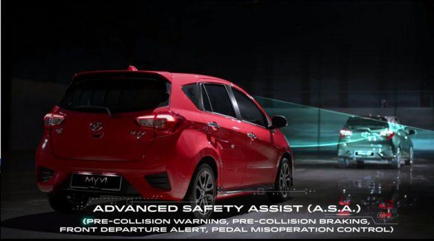 """Perodua 表示安全为先,未来 ASA 将下放""""更便宜车款""""!"""