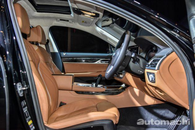 2019 BMW 740Le 小改款我国正式发布,售价RM 594,800!