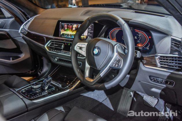 BMW X7 正式登陆我国,售价 RM 888,800 !