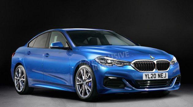 BMW 2 Series Gran Coupe 将登场, A Class Sedan 的最终对手?